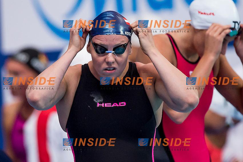 KOSCHISCHEK Birgit AUT<br /> 4X100 Freestyle Relay Women Heats<br /> Swimming - Kazan Arena<br /> Day10 02/08/2015<br /> XVI FINA World Championships Aquatics Swimming<br /> Kazan Tatarstan RUS July 24 - Aug. 9 2015 <br /> Photo A.Masini/Deepbluemedia/Insidefoto