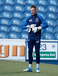 15.02.2019: Rangers training: Allan McGregor