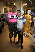 OXON HILL, MARYLAND - MAY 25: NeNe Leakes and Kyle Anfernee visit Swagg Boutique at MGM National Harbor on May 25, 2019 in Oxon Hill, Maryland. (Photo by Brian Stukes/ON-SITEFOTOS)