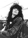 Motley Crue Tommy Lee 1981<br /> © Chris Walter