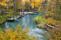 Laird River Hotsprings Provincial Park, British Columbia, Canada.