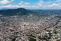 aerial photograph of Tuxtla Gutierrez, Chiapas, Mexico | fotografía aérea de Tuxtla Gutiérrez, Chiapas, México