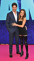 """Nick Kyriacou and Amber Davies at the """"Everybody's Talking About Jamie"""" world film premiere, Royal Festival Hall, Belvedere Road, on Monday 13th September 2021 in Londomn, England, UK. <br /> CAP/CAN<br /> ©CAN/Capital Pictures"""