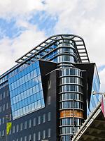 Office building, Reinhardtstrasse In Berlin Germany