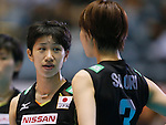 Miyu Nagaoka (JPN), AUGUST 27, 2015 - Volleyball : FIVB Women's World Cup 2015 1st Round between Japan 3-2 Dominican Republic  in Tokyo, Japan. (Photo by Sho Tamura/AFLO SPORT)