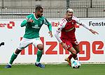 17.10.2020, Schwarzwald Stadion, Freiburg, GER, 1.FBL, SC Freiburg vs SV Werder Bremen<br /><br />im Bild / picture shows<br />Jean Manuel Mbom (Bremen), Vincenzo Grifo (Freiburg)<br /><br />Foto © nordphoto / Bratic<br /><br />DFL REGULATIONS PROHIBIT ANY USE OF PHOTOGRAPHS AS IMAGE SEQUENCES AND/OR QUASI-VIDEO.