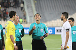Naft Tehran vs Al Jaish during the 2015 AFC Champions League Play Off on February 17, 2015 at the Azadi Stadium in Tehran, Iran. Photo by Adnan Hajj /  World Sport Group