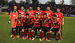 FC Istiklol vs Qadsia SC during the 2015 AFC Cup 2015 Group C match on April 15, 2015 at the Ashgabat Stadium in Ashgabat, Takijistan. Photo by Faridun Saliev / World Sport Group