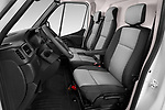 Front seat view of a 2020 Renault Master Confort 4 Door Cargo Van front seat car photos