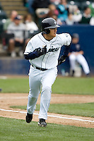 June 8, 2008: Tacoma Rainiers' Yung Chi Chen during a Pacific Coast League game against the Fresno Grizzlies at Cheney Stadium in Tacoma, Washington.