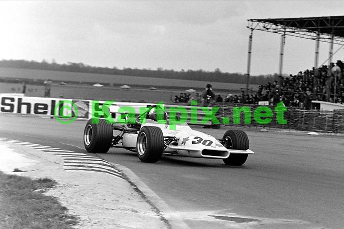 "XXV B.A.R.C. ""200"" 1970<br /> Wills Trophy<br /> European Trophy for Formula 2 Drivers, Round 1<br /> Thruxton Circuit"