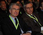 LUIGI ZANDA E RAFFAELE RANUCCI<br /> ASSEMBLEA NAZIONALE PARTITO DEMOCRATICO<br /> FIERA DI ROMA - 2009