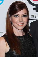 """BEVERLY HILLS, CA - NOVEMBER 04: Actress Alyson Hannigan arrives at the Equality Now Presents """"Make Equality Reality"""" Event held at the Montage Beverly Hills on November 4, 2013 in Beverly Hills, California. (Photo by Xavier Collin/Celebrity Monitor)"""