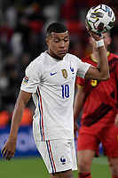 Kylian Mbappe of France during the Uefa Nations League semi-final football match between Belgium and France at Juventus stadium in Torino (Italy), October 7th, 2021. Photo Andrea Staccioli / Insidefoto