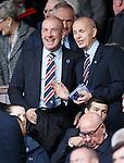 Mark Warburton and John Beckett
