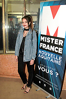 Sindy - Election de Mister France 2017 au Théatre le Palace - Paris, France - 14/03/2017