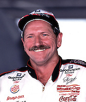 Dale Earnhardt, Darlington, September 2000 (Photo by Br  (Photo by Brian Cleary/www.bcpix.com)