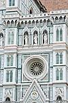 Europe, Italy, Tuscany, Florence, Duomo, Basilica di Santa Maria del Fiore, Florence's main cathedral