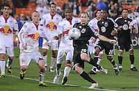 DC United defender Bryan Namoff (26)  DC United defeated the New York Red Bulls 2-0, at RFK Stadium ,Thursday June 4, 2009.