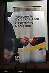 EY Legaltech Reception at Mandarin Oriental 2/5/14