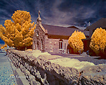 Saint Mary's Church, Kingman, Arizona (Infrared)