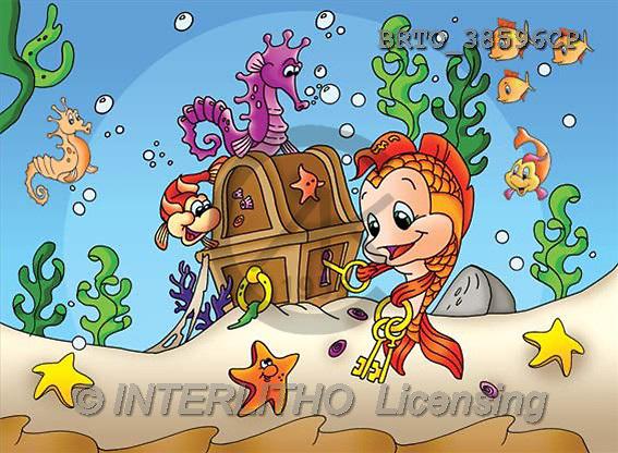 Alfredo, CUTE ANIMALS, puzzle, paintings(BRTO38596CP,#AC#) illustrations, pinturas, rompe cabeza
