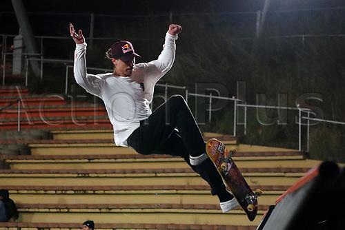 6th November 2020; Parc del Forum, Barcelona, Catalonia, Spain; Imagin Extreme Barcelona; picture show Danny Leon (ESP) 2nd mens street final
