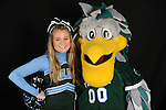A sampling of a photo shoot with the Tulane Cheerleaders (Green Squad).