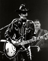 Montreal (Qc) CANADA - Jan 1995 File Photo - Clarence Gatemouth Brown<br /> <br /> PHOTO :  Agence Quebec Presse