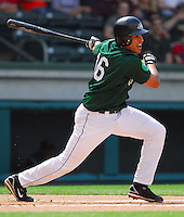 6 May 2007: Manny Arambarris in a game between the Greenville Drive, Class A affiliate of the Boston Red Sox, and the Augusta GreenJackets at West End Field in Greenville, S.C. Photo by:  Tom Priddy/Four Seam Images