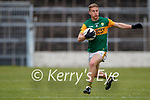 Gavin Crowley, Kerry during the Allianz Football League Division 1 South between Kerry and Dublin at Semple Stadium, Thurles on Sunday.