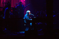Brian Wilson, co-founder of The Beach Boys, performs at the Ryman Auditorium on Friday, Sept. 16, 2016, in Nashville, Tennessee. (Photo by James Brosher)