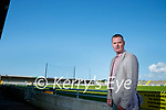 Tim Murphy, Chairman of Kerry County Board at Austin Stack park, Tralee on Wednesday.