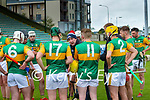 Kerry manager Fintan O'Connor during the National hurling league between Kerry v Down at Austin Stack Park, Tralee on Sunday.
