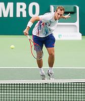 13-02-13, Tennis, Rotterdam, ABNAMROWTT, Thiemo de Bakker