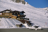 Europe/France/Rhone-Alpes/73/Savoie/Courchevel 1850 : L'altiport
