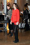 Paloma Segrelles attends to Spanish Constitution 40th Anniversary Concert at National Auditorium of Music in Madrid, Spain. December 05, 2018. (ALTERPHOTOS/A. Perez Meca)