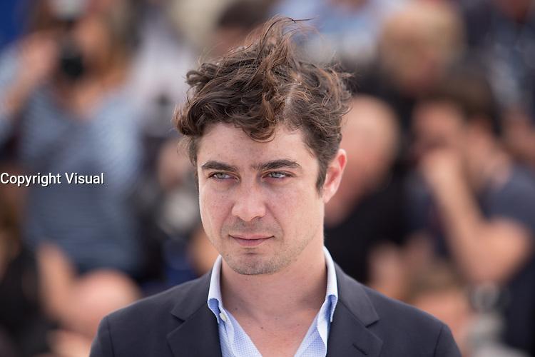 "Riccardo Scamarcio 69Ëme Festival International du Film de Cannes. Photocall du film ""Pericle il Nero"""