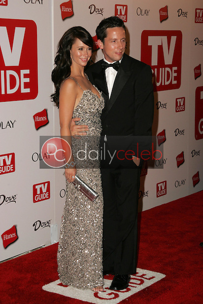 Jennifer Love Hewitt and Ross McCall<br />at the TV Guide Emmy After Party. Social, Hollywood, CA. 08-27-06<br />Dave Edwards/DailyCeleb.com 818-249-4998