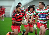 150516 Wellington Club Rugby - Hutt Old Boys Marist v Poneke