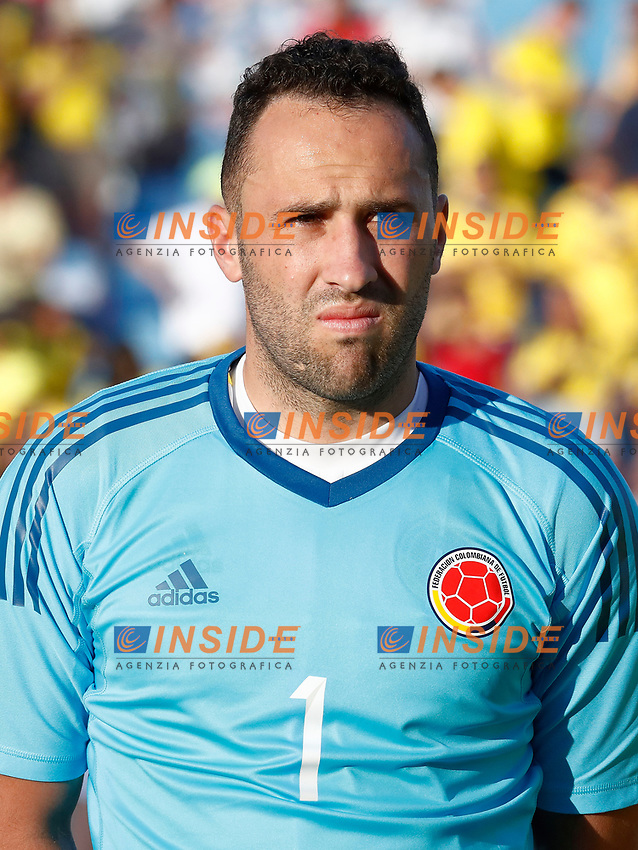 Colombia's David Ospina during international friendly match. June 13,2017.(ALTERPHOTOS/Acero/Insidefoto)<br /> Camerun - Colombia <br /> Foto Acero/Alterphotos/Insidefoto <br /> ITALY ONLY