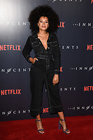 """arriving for the premiere of """"The Innocents"""" at the Curzon Mayfair, London<br /> <br /> ©Ash Knotek  D3421  20/08/2018"""