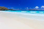 Plage de la baie des Rouleaux, Ile des Pins, Nouvelle-Calédonie