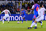 Udanta Singh Kumam of India in action during the AFC Asian Cup UAE 2019 Group A match between India (IND) and Bahrain (BHR) at Sharjah Stadium on 14 January 2019 in Sharjah, United Arab Emirates. Photo by Marcio Rodrigo Machado / Power Sport Images