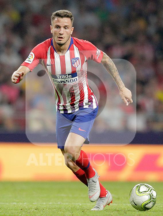 Atletico de Madrid's Saul Niguez during International Champions Cup 2018 match. August 11,2017. (ALTERPHOTOS/Acero)