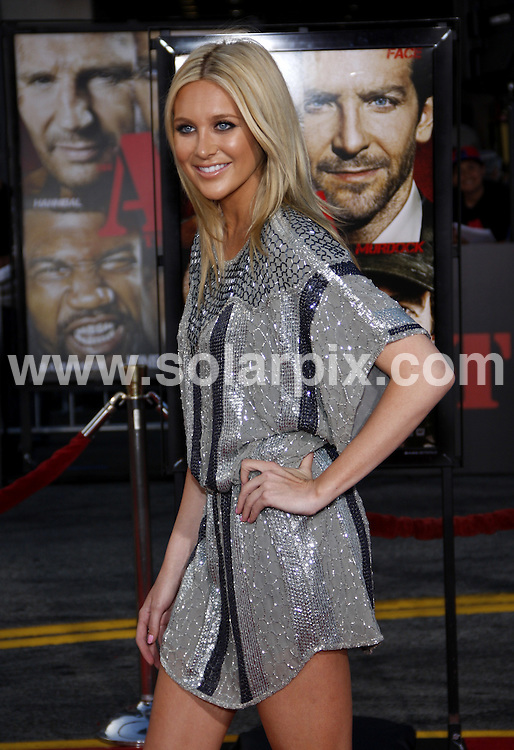 **ALL ROUND PICTURES FROM SOLARPIX.COM**.**SYNDICATION RIGHTS FOR UK, AUSTRALIA, DENMARK, PORTUGAL, S. AFRICA, SPAIN & DUBAI (U.A.E) & ASIA (EXCLUDING JAPAN) ONLY**.Arrivals for the world premiere of The A-Team. Held at the Grauman's Chinese Theater, Hollywood, CA, USA. 3 June 2010..This pic: Stephanie Pratt..JOB REF: 11390 PHZ Gabber   DATE: 03_06_2010.**MUST CREDIT SOLARPIX.COM OR DOUBLE FEE WILL BE CHARGED**.**MUST NOTIFY SOLARPIX OF ONLINE USAGE**.**CALL US ON: +34 952 811 768 or LOW RATE FROM UK 0844 617 7637**
