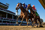 April 30, 2021: Malathaat with John Velazquez up defeats Search Results and Irad Ortiz Jr. to win the Kentucky Oaks at Churchill Downs in Louisville, Kentucky on April 30, 2021. EversEclipse Sportswire/CSM