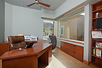 Stock photo of home office