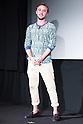 Tom Felton promotes his movie ''Risen'' in Tokyo