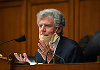 Chairman United States Representative Frank Pallone (Democrat of New Jersey) questions Dr. AnthonyÜ Fauci, Director, National Institute for Allergy and Infectious Diseases, National Institutes of Health, during a House Committee on Energy and Commerce hearing on the Trump Administration's Response to the COVID-19 Pandemic, on Capitol Hill in Washington, DC on Tuesday, June 22, 2020.<br /> Credit: Kevin Dietsch / Pool via CNP/AdMedia